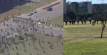 Manifestação anti-Bolsonaro em Brasília é um retumbante fracasso (veja o vídeo)