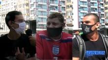 Youtuber vai ao encontro de Antifas e obtém resultado desolador e preocupante (veja o vídeo)