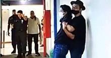 Urgente: Homem invade a redação da Globo e faz jornalista de refém (veja o vídeo)