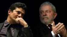 No ostracismo, sumido e ignorado, Lula tenta rivalizar com Moro, mas leva traulitada desmoralizante