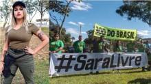 Manter Sara presa, entre verdadeiros criminosos, mostra o quão baixo chegamos enquanto país