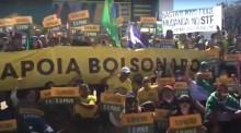 AO VIVO: Brasília LOTADA em apoio a Bolsonaro (veja o vídeo)
