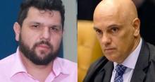 Urgente: Moraes determina e PF prende jornalista conservador Oswaldo Eustáquio em Campo Grande