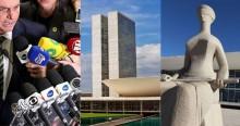 Qual destas três instâncias é mais nociva ao país: Judiciário, Legislativo ou Imprensa?