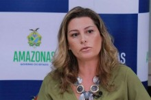 """Com menos de três meses no cargo, Secretária de Saúde do Amazonas é presa no """"Covidão"""""""