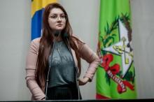 Deputada denuncia a doutrinação explícita feita por professora de escola pública de Santa Catarina (veja o vídeo)