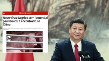 Só neste século, quantas pragas com potencial pandêmico surgiram na China?