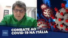 Exclusivo: Cardiologista italiano revela os métodos de combate à COVID-19 na Itália (veja o vídeo)