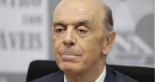 """PSDB, após PF amanhecer na casa de Serra, diz que tem """"absoluta confiança"""" no senador"""