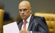 Moraes determina busca e apreensão na casa de jornalista