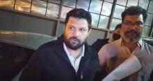 """A primeira declaração de Eustáquio ao sair da prisão: """"Não vão conseguir arrancar minha voz"""" (veja o vídeo)"""