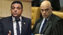 """Deputado destrói Moraes: """"Você se tornou um lixo, o esgoto do STF, a latrina da sociedade brasileira"""" (veja o vídeo)"""