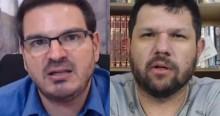 """Constantino detona prisão de Eustáquio: """"O que ele é acusado de ter feito? Crime de opinião"""" (veja o vídeo)"""