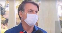 """Após tomar Cloroquina Bolsonaro diz: """"Estou perfeitamente bem"""" (veja o vídeo)"""