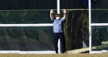 """Bolsonaro está em """"boas condições de saúde"""", informa Planalto"""