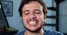 """Líder do MBL dá chilique em live, e transtornado ofende Guedes e diz que vai """"derrubar Bolsonaro"""" (veja o vídeo)"""