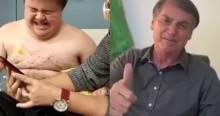 """Garoto com síndrome de Down vai às lágrimas após Bolsonaro lhe desejar """"Feliz Aniversário"""" (veja o vídeo)"""