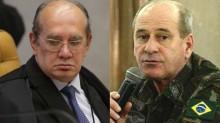 Gilmar, em comentário político, ataca o governo e o Exército e recebe imediata resposta de ministro da defesa (veja o vídeo)