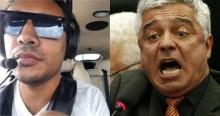 """Vaza gravação de senador Major Olímpio ameaçando comandante: """"Vou dar na sua cara"""" (veja o vídeo)"""
