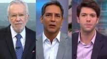 Alexandre Garcia, Lacombe, Coppolla e um show de jornalismo