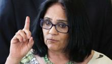 O Alvo agora é Damares: STF envia à PGR acusação contra a ministra (veja o vídeo)