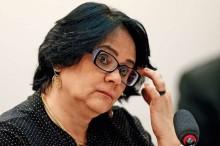 Ministra Damares Alves, novo alvo dos poderosos da caneta vermelha