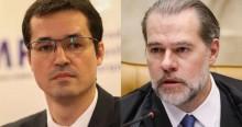 Deltan tece fortes críticas a decisão de Toffoli que suspendeu buscas no gabinete de Serra
