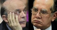 """Serra pede socorro ao STF e Gilmar decidirá se o tucano terá """"foro privilegiado"""" ou não"""