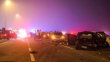 Tragédia na BR 277 deixa um saldo de 07 mortos e 30 feridos no Paraná (veja o vídeo)