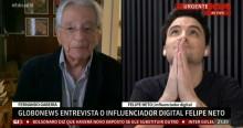 Por que uma simples pergunta de Gabeira expôs toda a incapacidade de um medíocre YouTuber? (veja o vídeo)