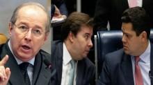 "O estranho ""foro íntimo"" que envolve Celso de Mello, Davi Alcolumbre e Rodrigo Maia"