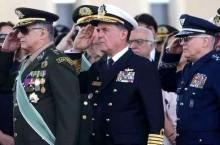 Só as Forças Armadas podem decidir sobre intervenção na defesa da pátria e dos poderes constitucionais