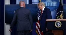 O tiroteio na frente da Casa Branca e a ação rápida do Serviço Secreto americano (veja o vídeo)