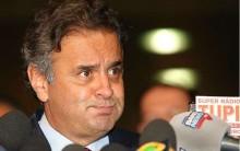 Compreensivo, Moraes suspende depoimento de Aécio em MG