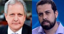 """Augusto Nunes para Boulos: """"Estuprador do direito de propriedade que quer ser prefeito"""""""