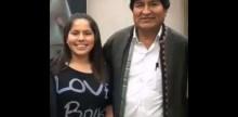 Bolívia investiga romance de Evo com adolescente de 14 anos (veja o vídeo)