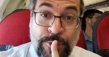 Weintraub ridiculariza Globo após denúncia de doleiro