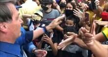 Virando rotina! Bolsonaro é aclamado pelo povo de Mato Grosso do Sul (veja o vídeo)