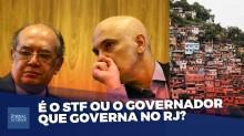 """""""O STF não tem legitimidade para definir política de segurança pública no Rio de Janeiro"""", afirma procurador de Justiça (veja o vídeo)"""