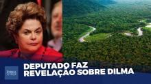 Dilma criou até reserva indígena sem índios dentro, revela deputado amazonense (veja o vídeo)
