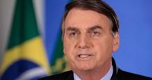 Bolsonaro dá resposta a Globo e seus ataques contra a primeira-dama
