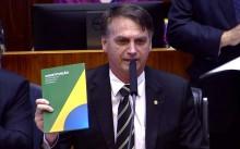 Bolsonaro está desobrigado a cumprir normas legais ou judiciais ilógicas, inválidas, insanas, absurdas, ilícitas, criminosas...