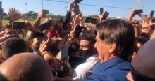 AO VIVO: Presidente é recepcionado com enorme festa no PR (veja o vídeo)