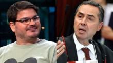 Em inglês, Constantino mostra para o mundo quem é Barroso e desmonta sua fala inconsequente (veja o vídeo)