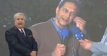 Lacombe faz primeira aparição na RedeTV! ao lado de Sikêra Jr. (veja o vídeo)