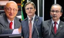 Os três senadores irresponsáveis e desleais de Santa Catarina