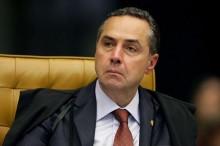 Barroso admite que errou ao criticar Bolsonaro publicamente, mas diz que não se arrepende