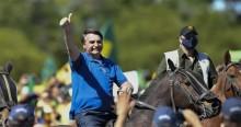 Bolsonaro dispara e ganha em todos os cenários e de todos os pretensos concorrentes em 2022, diz nova pesquisa