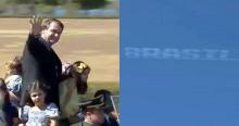 Acompanhe AO VIVO: Jair Bolsonaro no 7 de setembro (veja o vídeo)