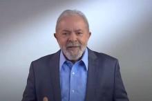 Discurso de Lula oferecendo-se para ser candidato faz disparar duas hashtags
